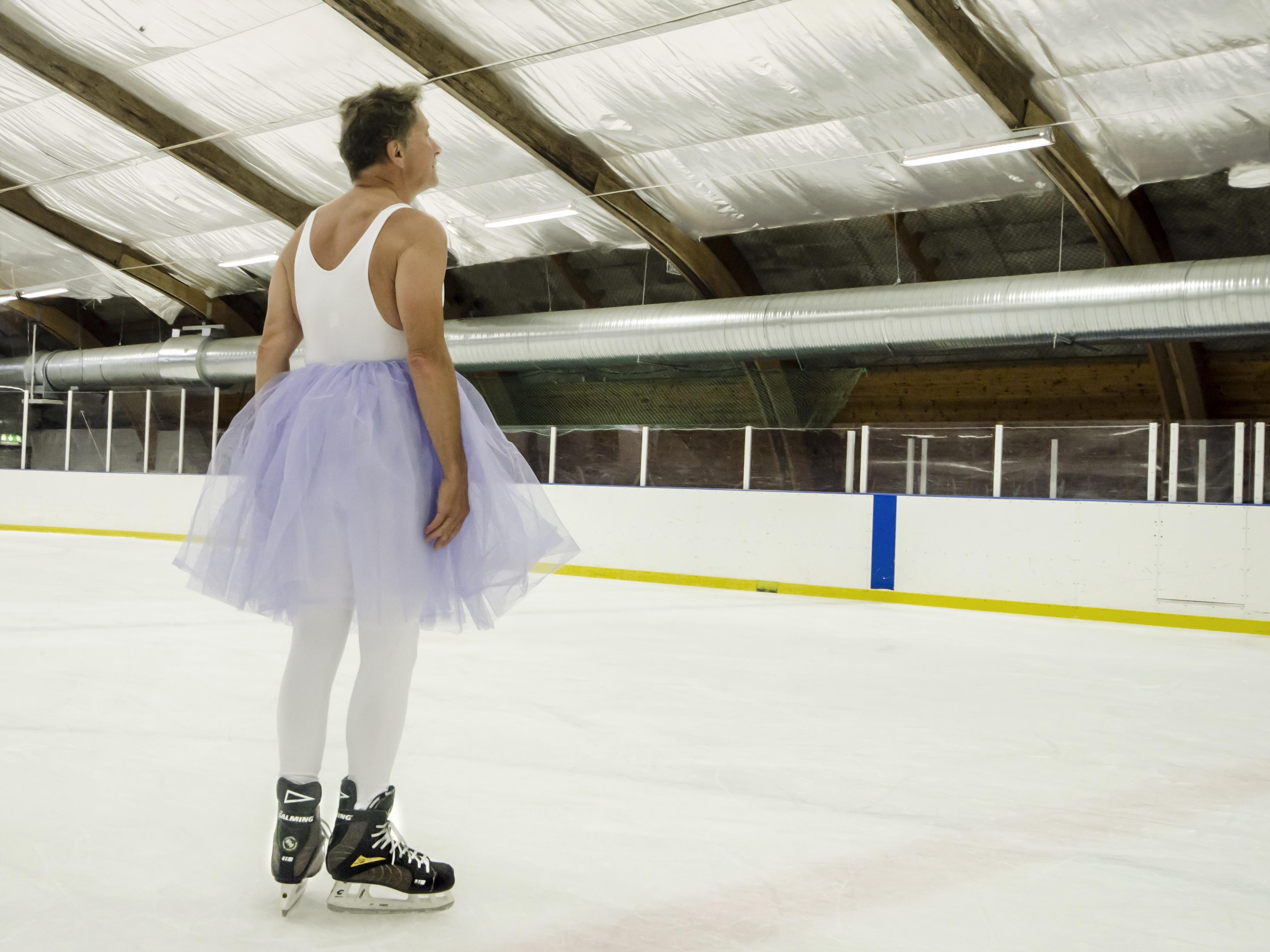 För sent att bli isprinsessa
